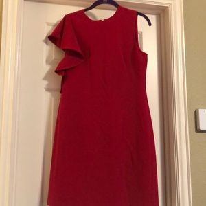 Maggy London red dress